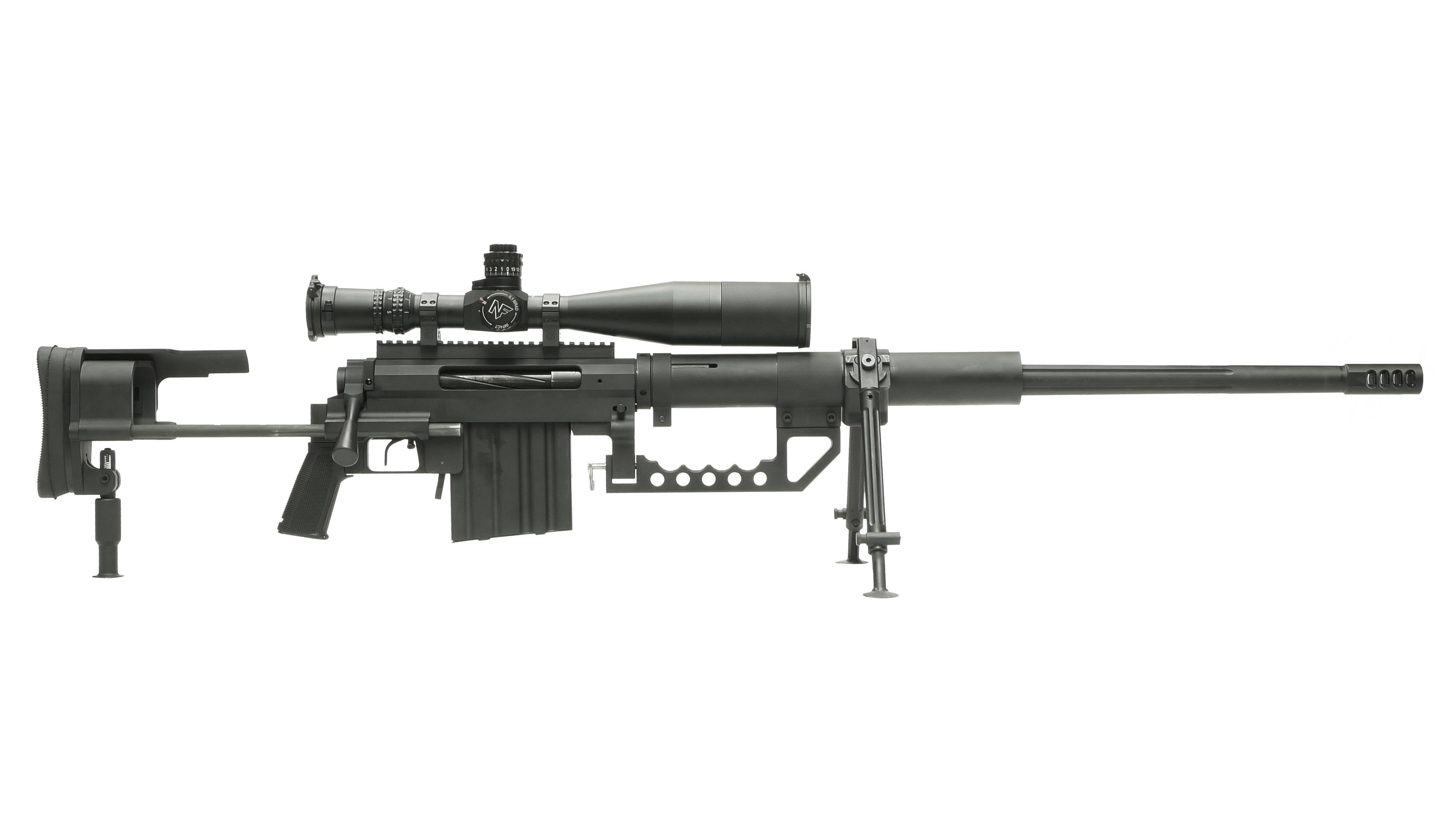 Снайперская винтовка CheyTac M200 Intervention