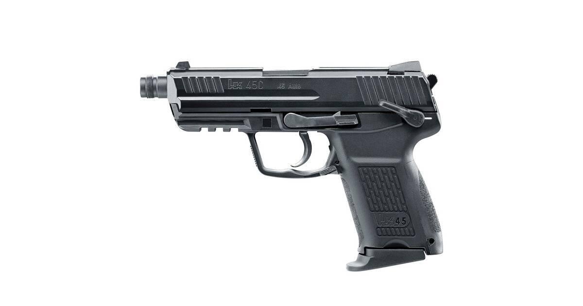 Пистолет usp – триумф новаторов из германии. пистолет heckler&koch usp и его модификации технические характеристики пистолета heckler&koch usp expert