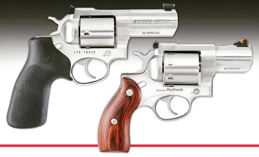 Ruger gp100 — wikipedia republished // wiki 2