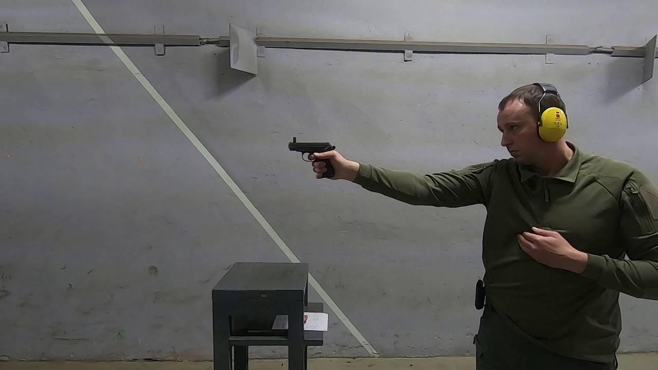 Стрельба из пистолета: наиболее распространенные ошибки при прицеливании. потапов а. приемы стрельбы из пистолета: практика смерша