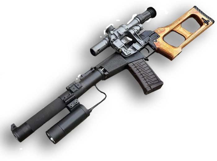 Всс «винторез»: за что в спецназе не любят эту винтовку