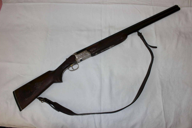 Ружье тоз 34: 12 калибр, приклад, вертикалка