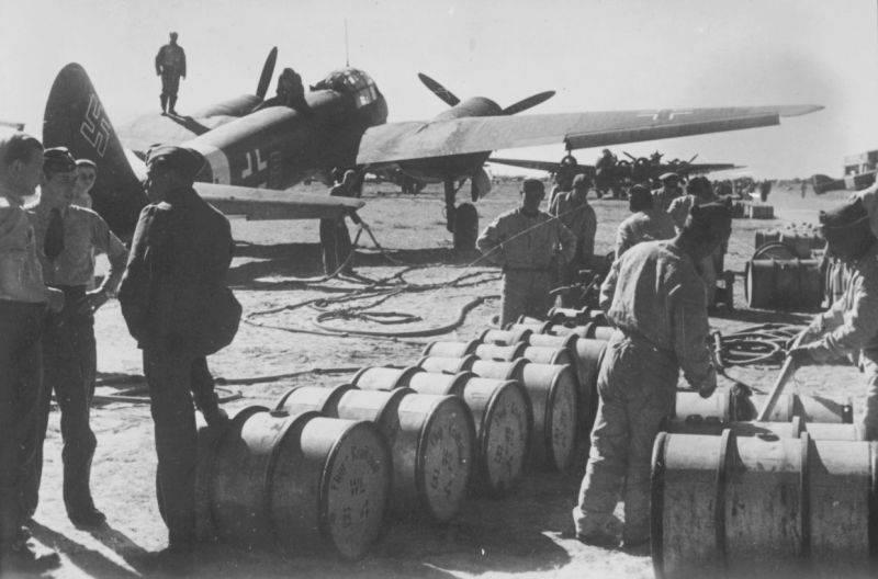 Средний двухмоторный бомбардировщик люфтваффе юнкерс ju-86 | красные соколы нашей родины