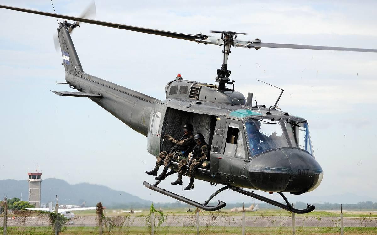 Вертолет Bell UH-1 Iroquois — американская легенда по имени Хьюи
