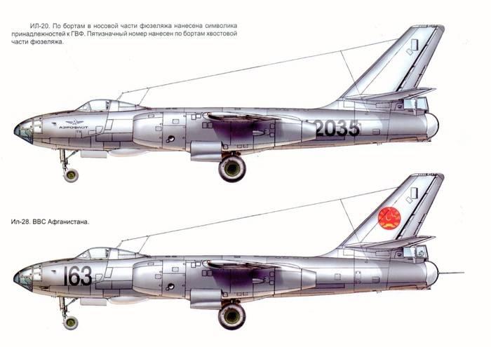 Ил-14. фото. характеристики. история.