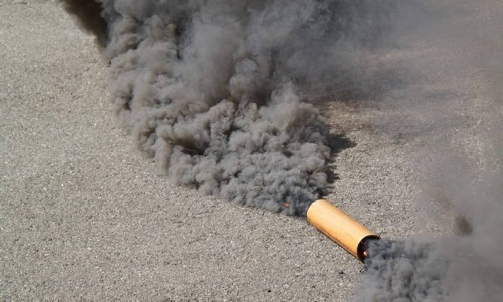 Зажигательные и дымообразующие вещества и средства их применения: план-конспект проведения занятия