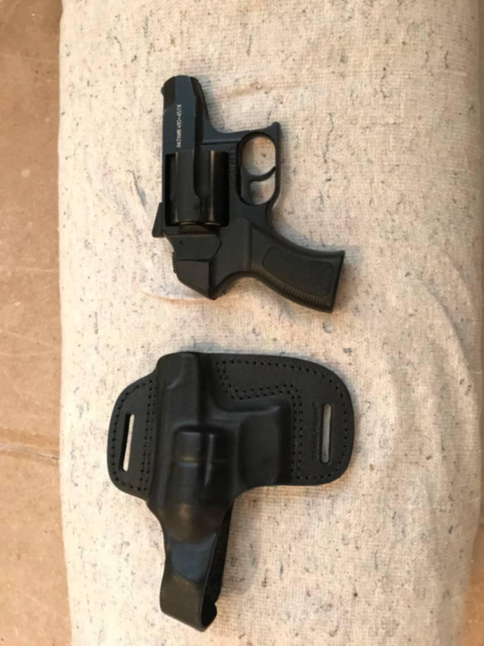 Травматический револьвер ратник 410х45 | о р у ж и е