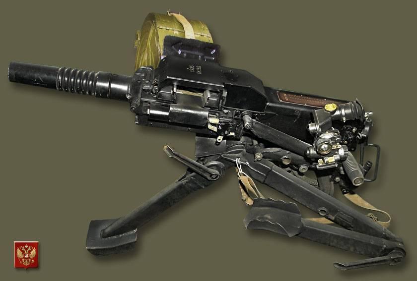 АГС-17 «Пламя» – взрывной и пламенный привет любому противнику