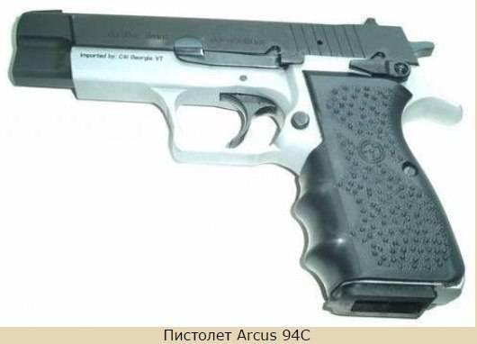 Пистолет WIST-94