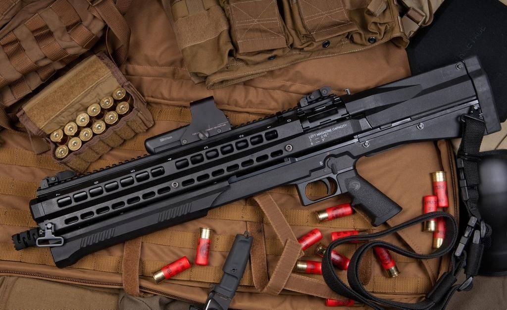 Гладкоствольное ружье UTAS UTS-15