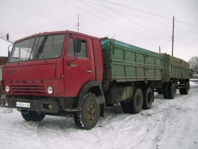 Камаз-5320 — википедия с видео // wiki 2