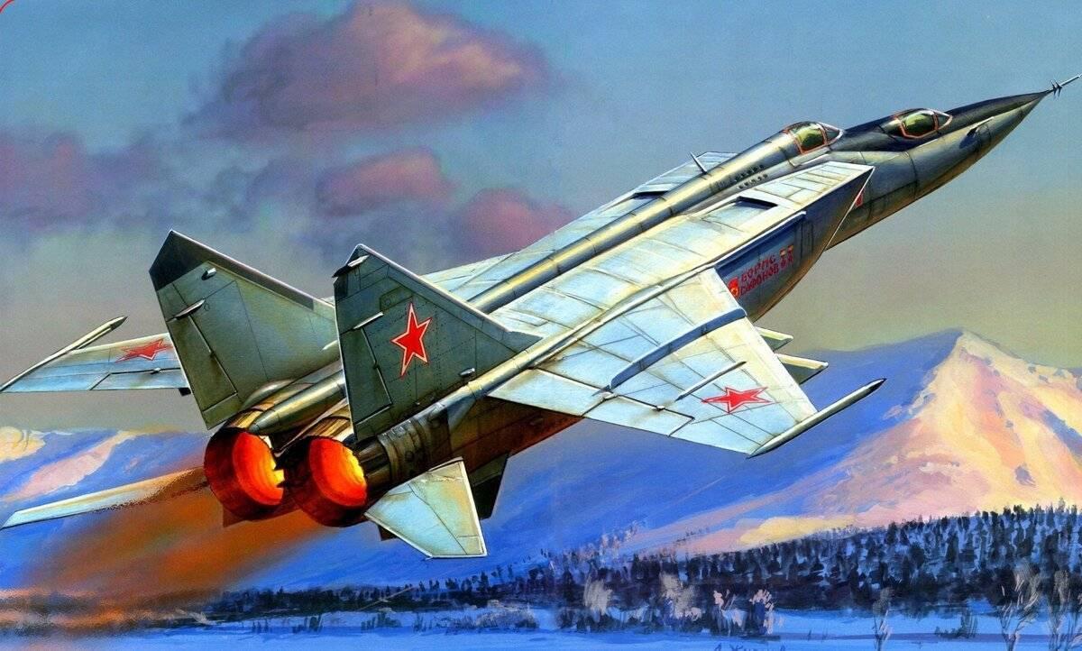 Три советских самолета вошли в пятерку лучших истребителей холодной войны