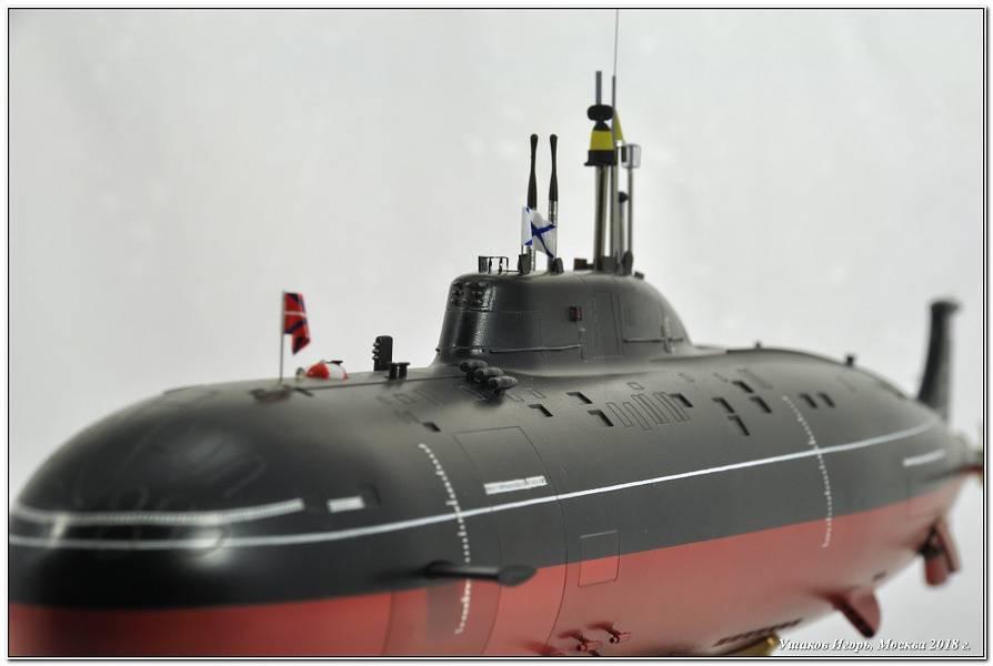 Подводные лодки проекта 971 «щука-б» — википедия переиздание // wiki 2
