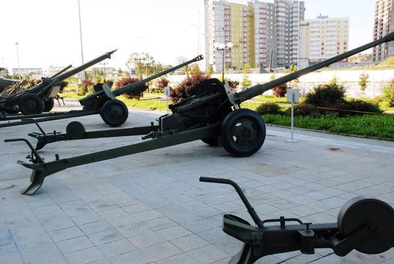 85-мм противотанковая пушка д-48 вики