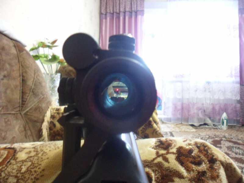 Правильная пристрелка оптического прицела на карабине