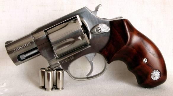 Травматический револьвер Taurus 9mm PA