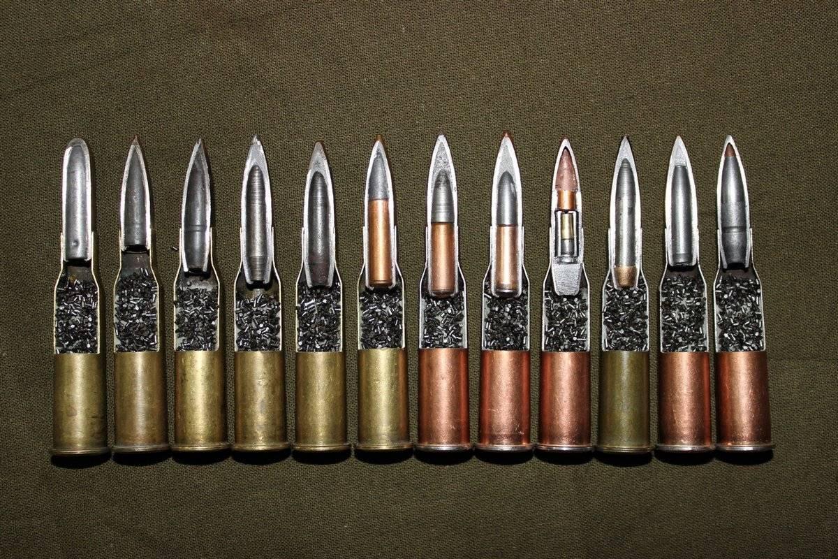 Калибры стволов охотничьих ружей