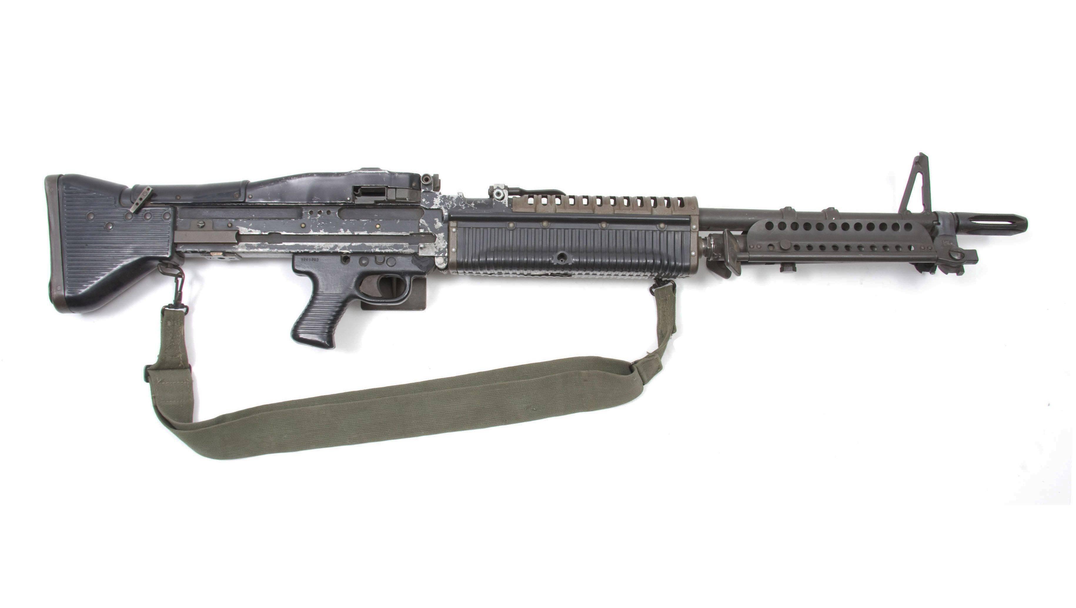 M60 (пулемёт) - вики