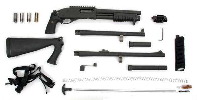Пистолет Remington RP9 и RP45