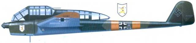 Focke-wulf fw 189 uhu — википедия с видео // wiki 2