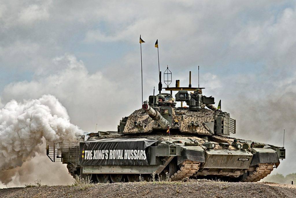 Челленджер (танк) — википедия. что такое челленджер (танк)