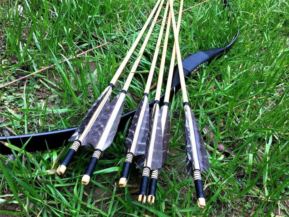 Как выбрать стрелы для лука.
