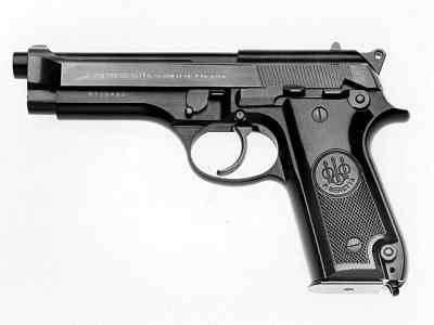 Пистолет beretta m1934/35