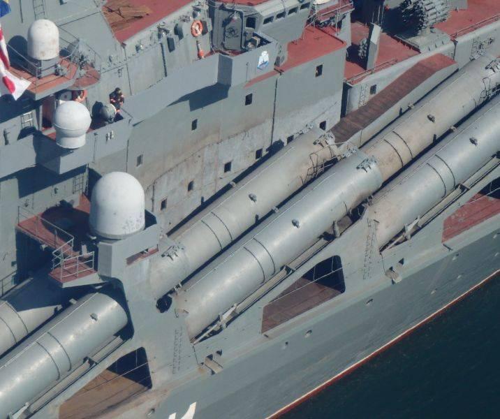 Крейсера проекта 1164 «атлант» википедия
