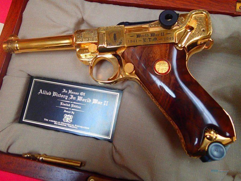История пистолетов «парабеллум», опыт использования и конструктивные особенности. «парабеллум»: хочешь мира, готовься к войне