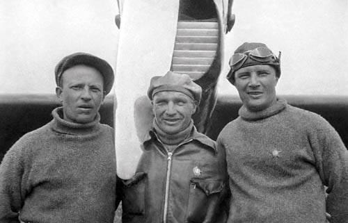 Сталинским маршрутом: путь героев