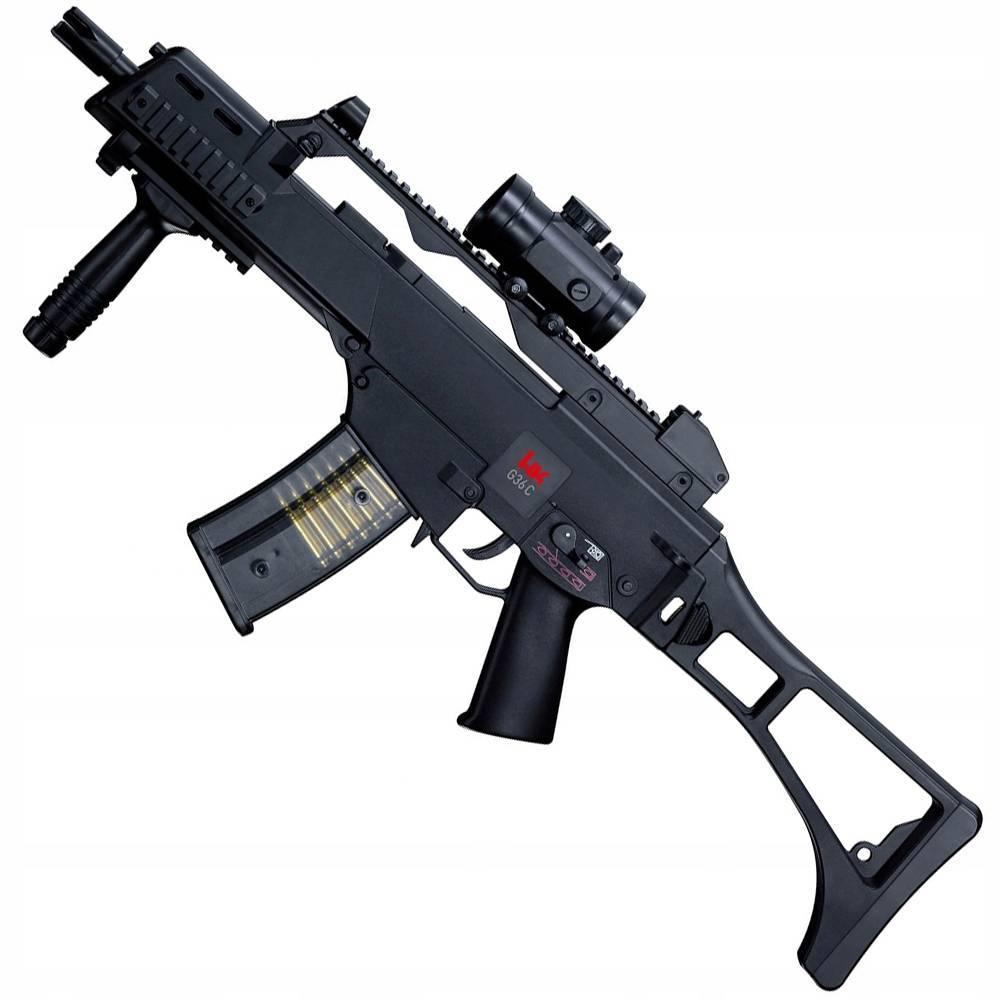 Штурмовая винтовка HK G36