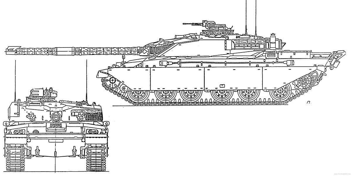 Танки «Челленджер 1» и «Челленджер 2» — неудачный вызов английского танкостроения