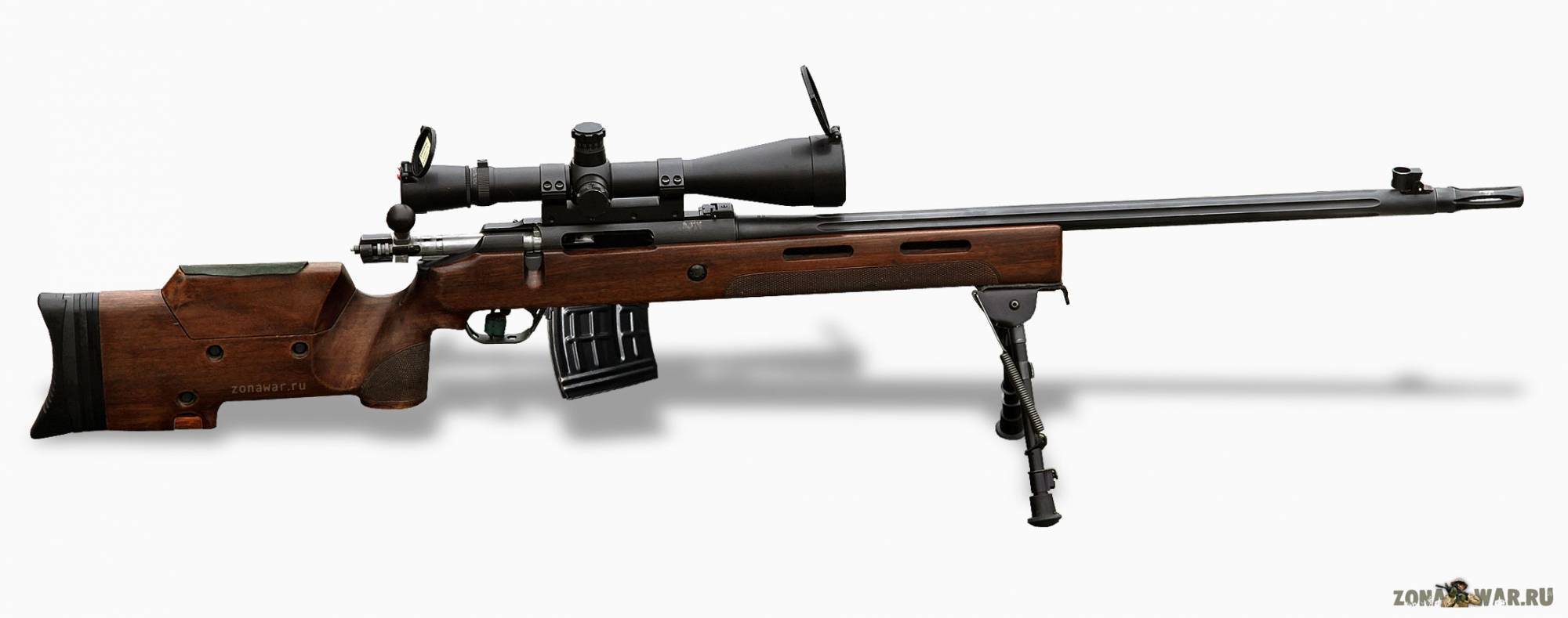 Tei m89-sr снайперская винтовка — характеристики, фото, ттх