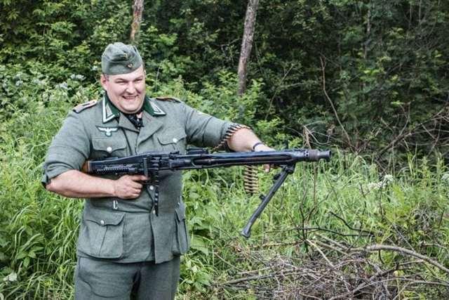 Пулемет mg3 ттх. фото. видео. размеры. скорострельность. скорость пули. прицельная дальность. вес