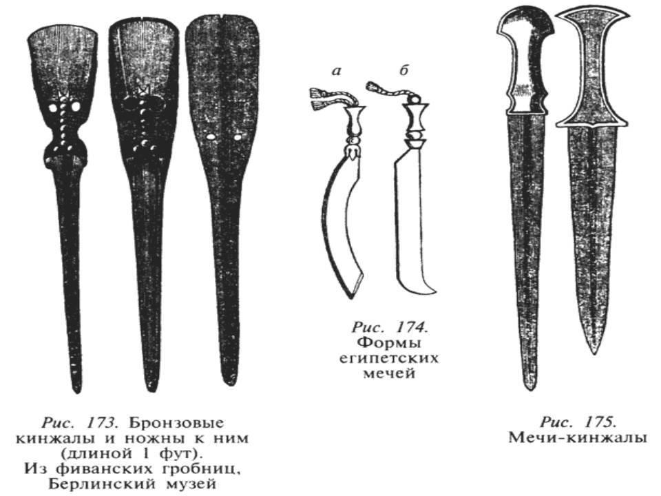 Хопеш – победоносное оружие египта