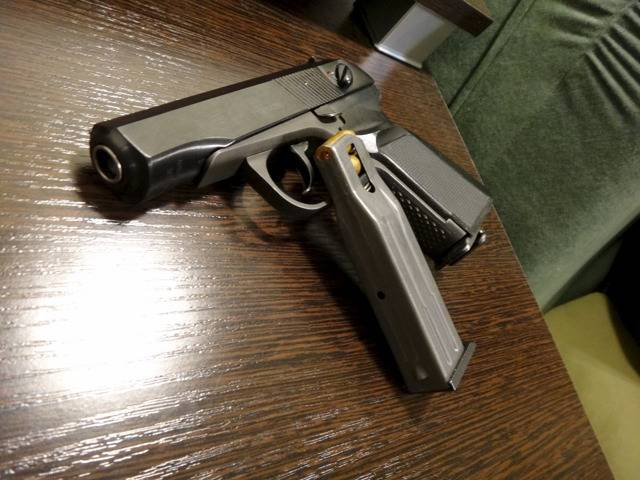 Пистолет макарова — википедия. что такое пистолет макарова