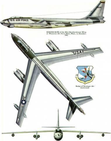 Boeing b-47 stratojet википедия