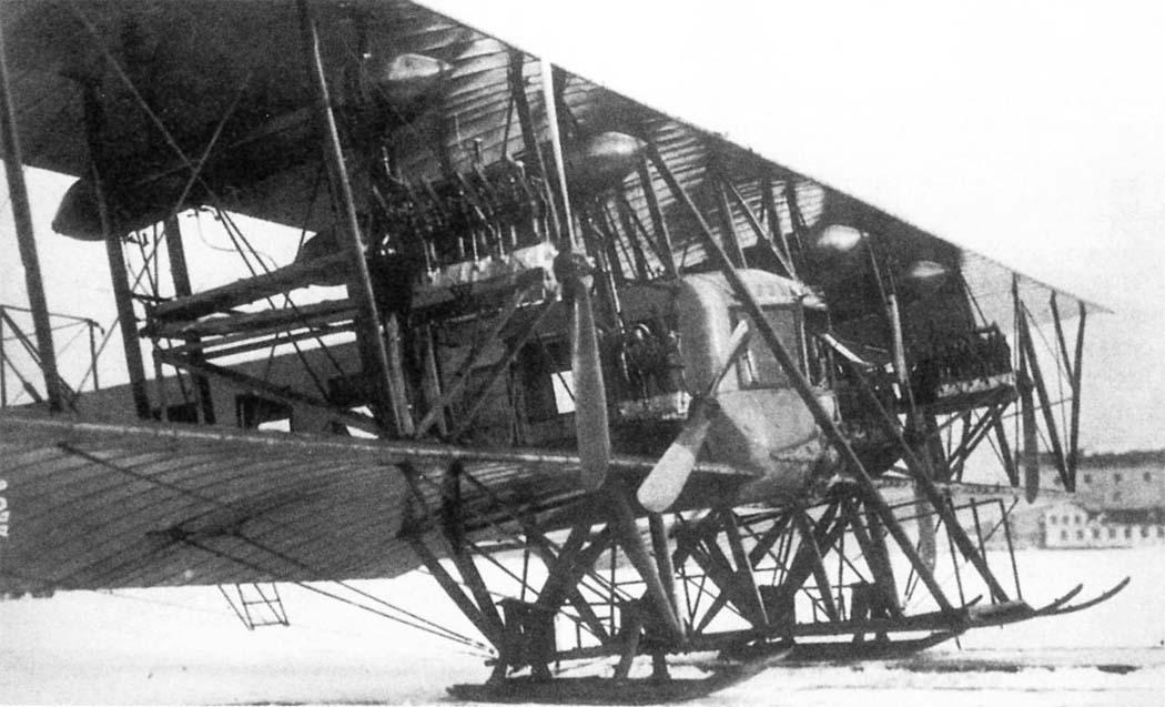 Первый русский бомбардировщик илья муромец. илья муромец – первенец стратегической авиации