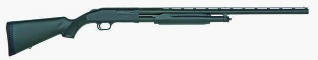Помповое ружье mossberg 500 в игре «калибр»