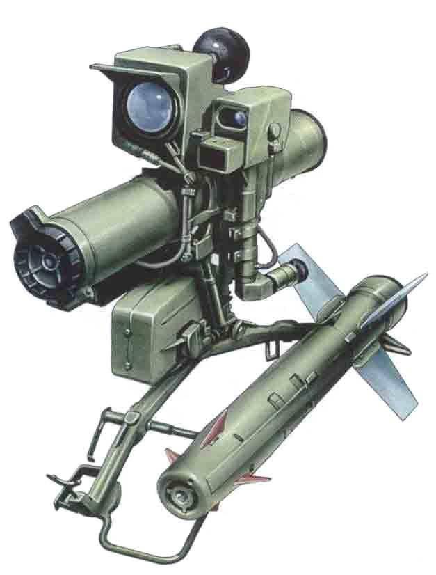 Противотанковая управляемая ракета
