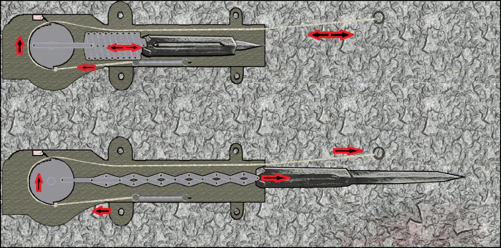 Запрещенный баллистический нож. мифы и реальность (9 фото + 1 видео)