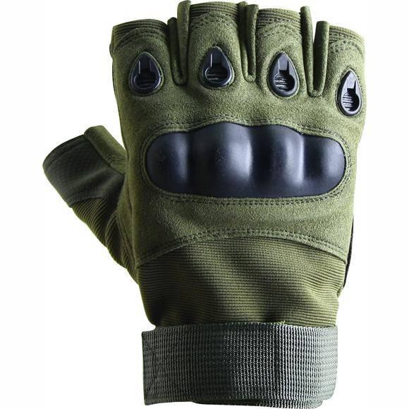 Особенности тактических перчаток