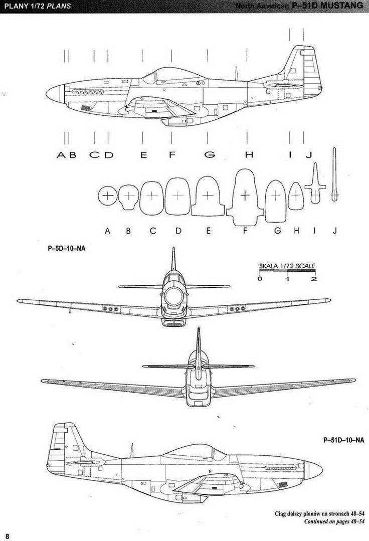P-51 «мустанг» 5 | военный альбом