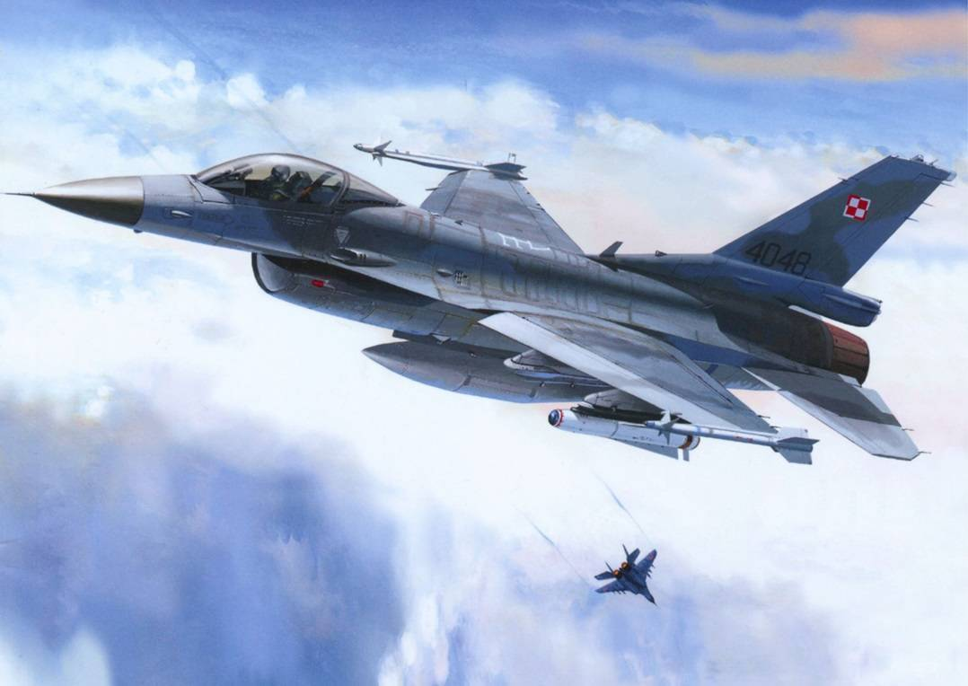 General dynamics f-16 fighting falcon ²