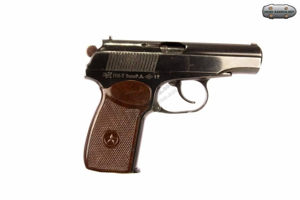 Травматический пистолет пм-т | криминальные авторитеты воры в законе |