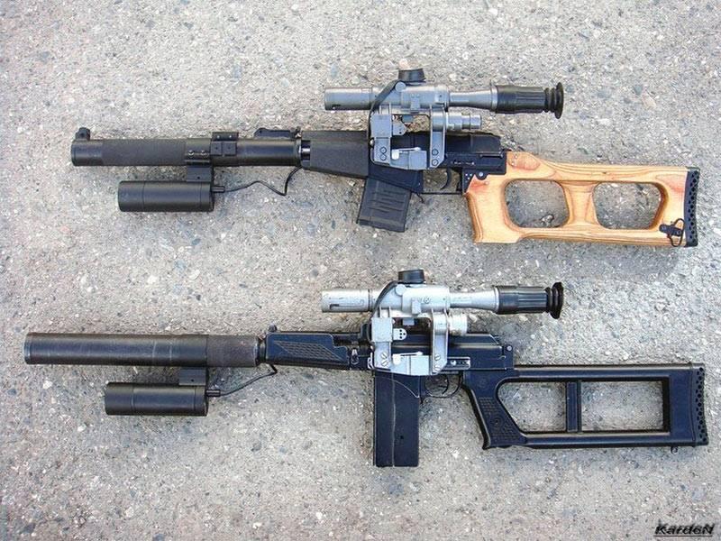 Вск-94 винтовка снайперская — характеристики, фото, ттх