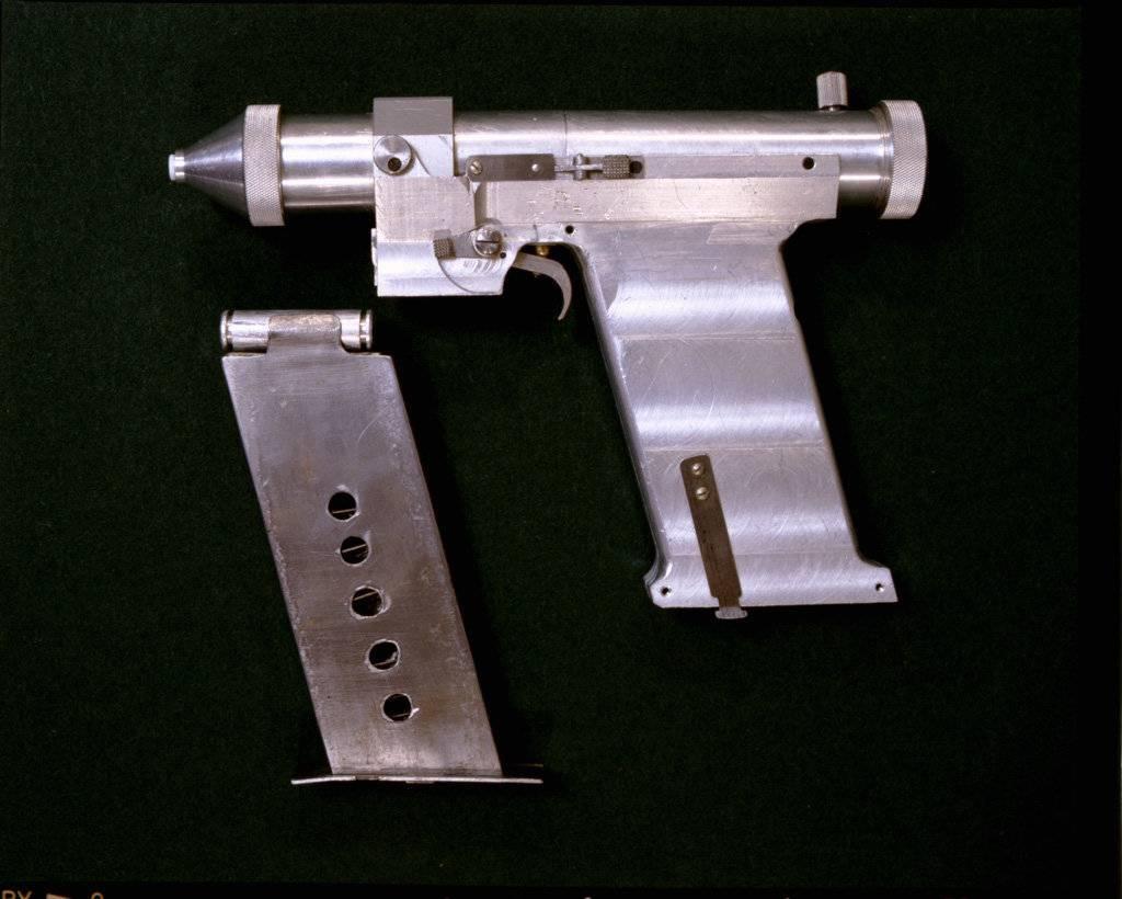 Каким было лазерное оружие для советских космонавтов | 42.tut.by