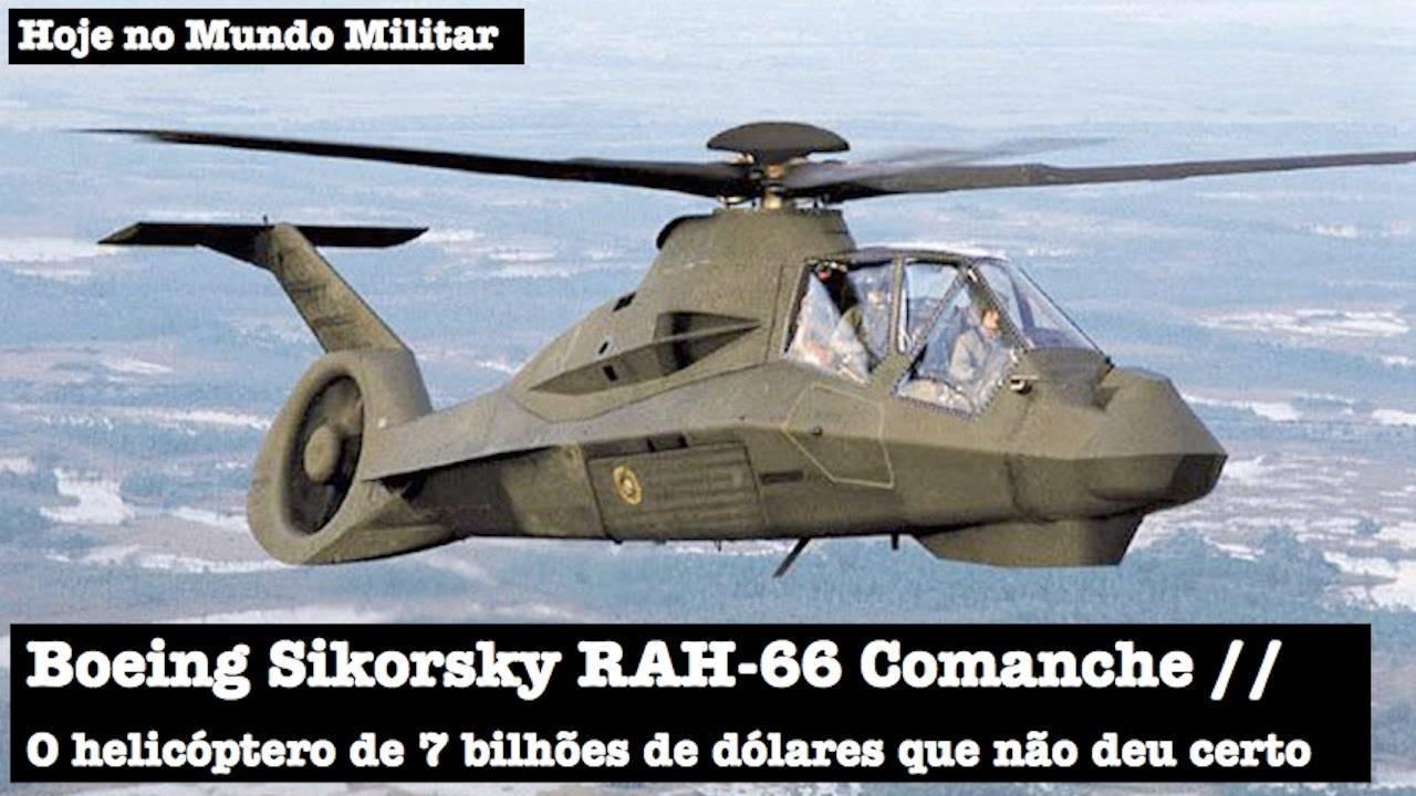 Boeing / sikorsky rah-66 comanche - вики