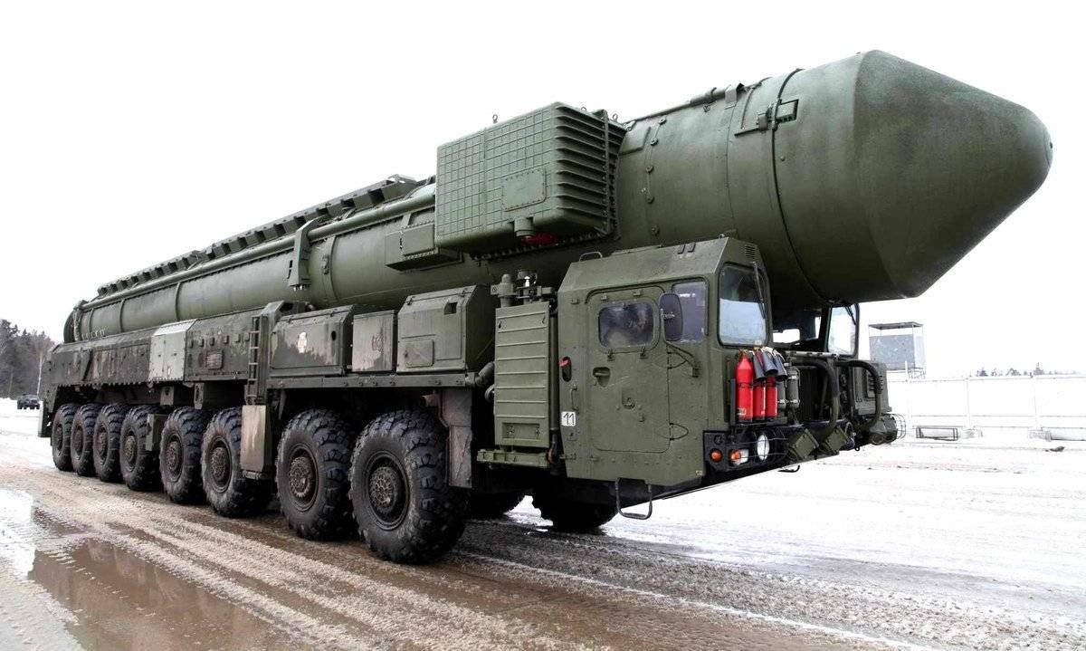 Авангард (ракетный комплекс)