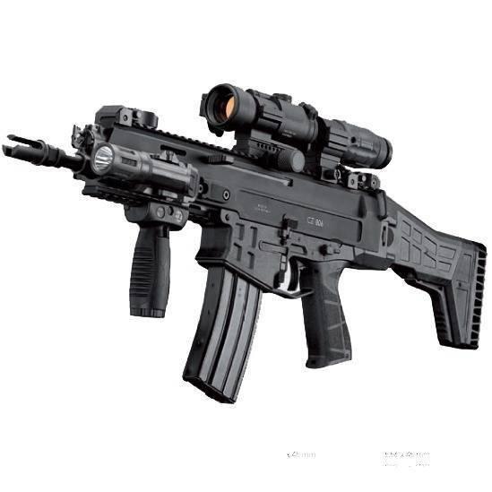 Видео: штурмовая винтовка t65 и ее модификации